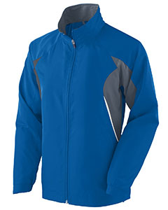Ladies Water Resistant Polyester Diamond Tech Jacket