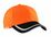 Port Authority Enhanced Visibility Cap | Safety Orange/ Black