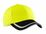 Port Authority Enhanced Visibility Cap | Safety Yellow/ Black
