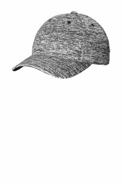 Sport-Tek PosiCharge Electric Heather Cap
