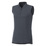 Kinport Sleeveless Polo - Women's | Black Smoke Heather