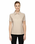 Eperformance™ Ladies' Piqué Colorblock Polo