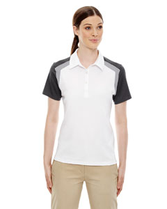 Edry® Ladies' Colorblock Polo