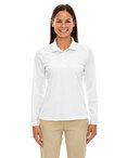 Eperformance™ Ladies' Armour Snag Protection Long-Sleeve Polo