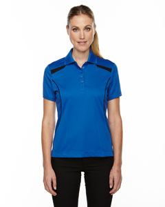 Eperformance™ Ladies' Tempo Recycled Polyester Performance Textured Polo