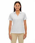 Eperformance™ Ladies' Launch Snag Protection Striped Polo