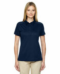 Eperformance™ Ladies' Fluid Mélange Polo