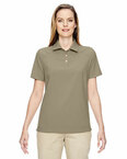 Ladies' Excursion Crosscheck Woven Polo