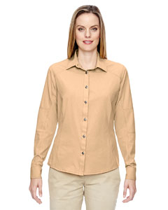 Ladies' Excursion Utility Two-Tone Performance Shirt