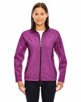 Ladies' Three-Layer Fleece Bonded Performance Soft Shell Jacket