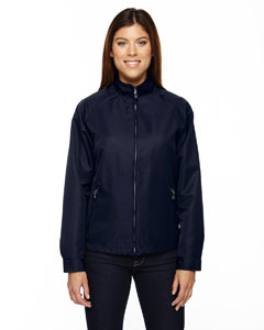 Ladies' Mid-Length Micro Twill Jacket