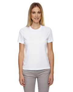 Ladies' Pace Performance Piqué Crew Neck