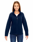 Ladies' Generate Textured Fleece Jacket