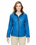 Ladies' Sustain Lightweight Recycled Polyester Dobby Jacket with Print