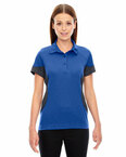 Ladies' Refresh UTK cool.logik™ Coffee Performance Mélange Jersey Polo
