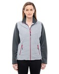 Ladies' Quantum Interactive Hybrid Insulated Jacket