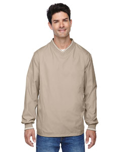 Men's V-Neck Unlined Wind Shirt