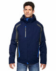 Men's Height 3-in-1 Jacket with Insulated Liner