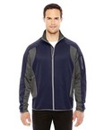 Men's Motion Interactive ColorBlock Performance Fleece Jacket