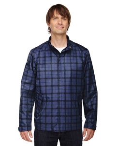 Men's Locale Lightweight City Plaid Jacket
