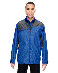 Men's Interactive Sprint Printed Lightweight Jacket