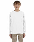 Youth 5.6 oz., 50/50 Heavyweight Blend™ Long-Sleeve T-Shirt