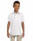 Youth 5.6 oz., 50/50 Jersey Polo with SpotShield?
