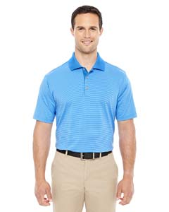 Men's climalite® Classic Stripe Short-Sleeve Polo