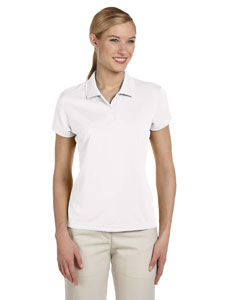 Ladies' climalite® Short-Sleeve Piqué Polo