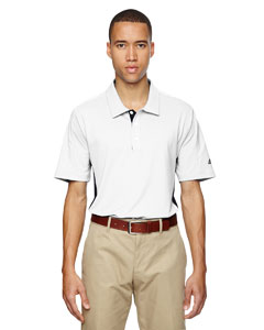 puremotion® Colorblock 3-Stripes Polo