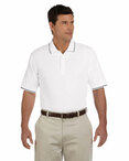 Men's Pima Piqué Short-Sleeve Tipped Polo