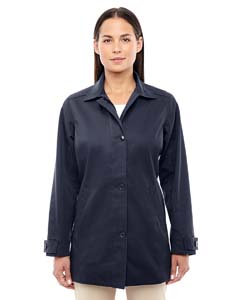 Ladies' Lightweight Basic Trench Jacket