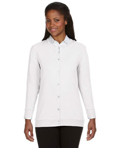 Perfect Fit™ Ladies' Ribbon Cardigan