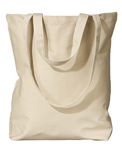 8 oz. Organic Cotton Twill Everyday Tote