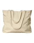 8 oz. Organic Cotton Large Twill Tote