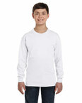 Heavy Cotton™ Youth 5.3 oz. Long-Sleeve T-Shirt