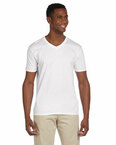 Softstyle® 4.5 oz. V-Neck T-Shirt