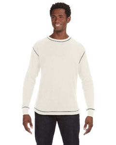 Vintage Long-Sleeve Thermal T-Shirt