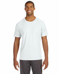 for Team 365 Men's Performance Short-Sleeve Raglan T-Shirt