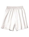 "Adult 7"""" Inseam Lined Tricot Mesh Shorts"