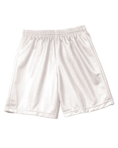 "Youth 6"""" Inseam Lined Tricot Mesh Shorts"