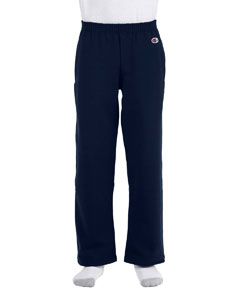 Eco® Youth 9 oz. Open-Bottom Fleece Pant