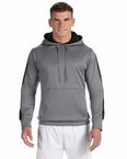 Performance 5.4 oz. Colorblock Pullover Hood