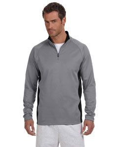 Performance 5.4 oz. Colorblock Quarter-Zip Jacket