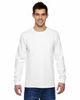 4.7 oz., 100% Sofspun™ Cotton Jersey Long-Sleeve T-Shirt