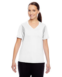 Ladies' Short-Sleeve V-Neck All Sport Jersey